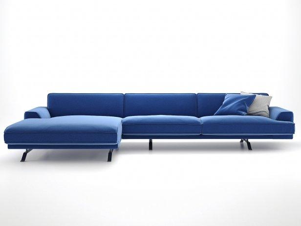Slab Corner Sofa 1