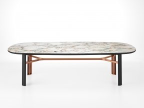 Dan Oval Dining Table