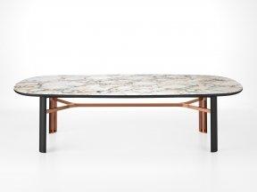 Dan Oval Dining Table