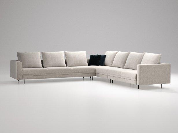 Enki Corner Sofa 2