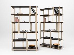 Mondrian Bookshelf