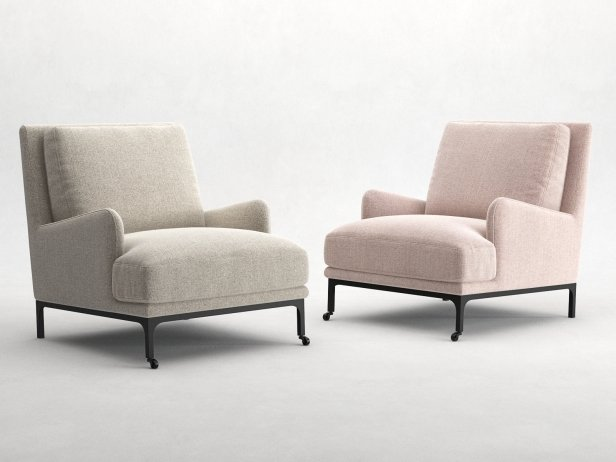 Mr.Jones Lounge Chair 1