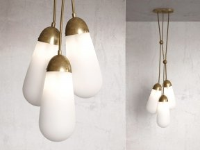 Lariat 3 Pendant Lamp