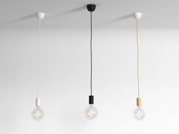 Cylinder Pendant Lamp 2
