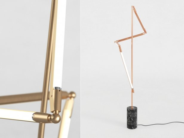 Helix Floor Lamp 2