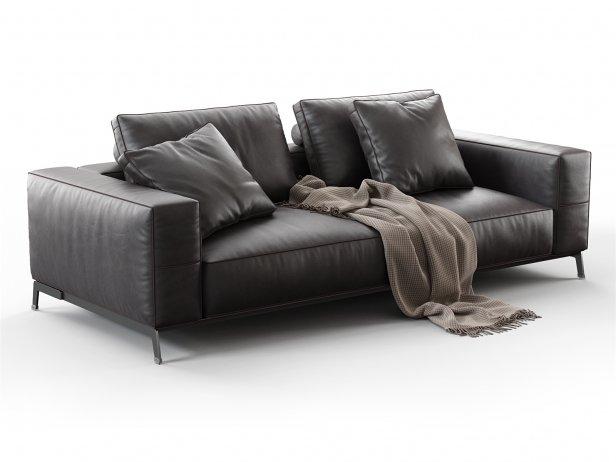 Ettore 2-Seater Sofa 1