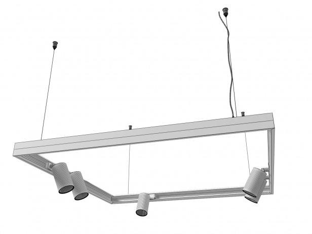 Superloop S HC MDL Pendant Lamp 5