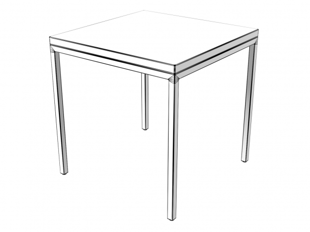 Amadora Occasional Table 6