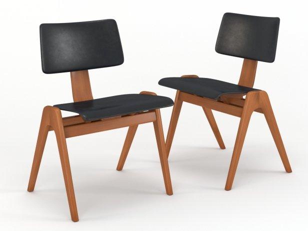 Hille Stak Chair 3