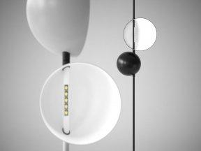 Superluna 397 Floor Lamp