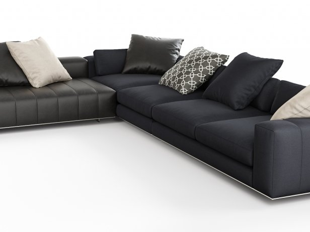Freeman Corner Sofa System B 3