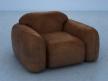 Piumotto08 armchair 4