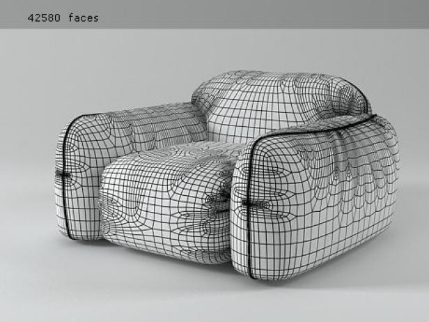 Piumotto08 armchair 7