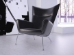 CH445 Wing Chair 6