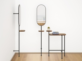 Loomy Coat Rack & Console Table