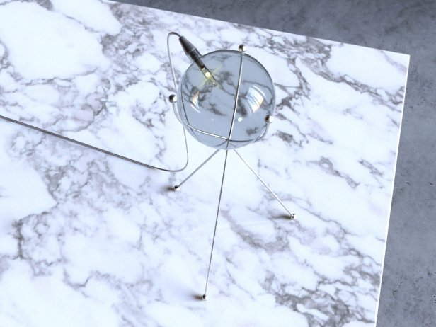 Lab Table Lamp TL1 3