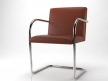 Brno Tubular Side Chair 7