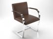 Brno Flat Bar Chair 3