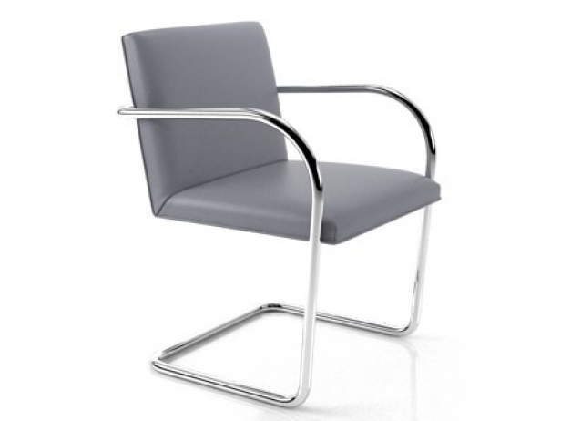 Brno Tubular Side Chair 5