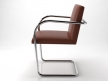 Brno Tubular Side Chair 8
