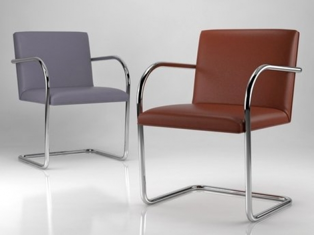 Brno Tubular Side Chair 3