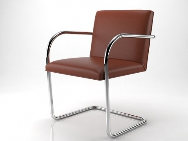 Brno Tubular Side Chair 1