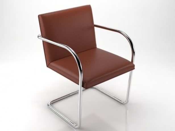 Brno Tubular Side Chair 9
