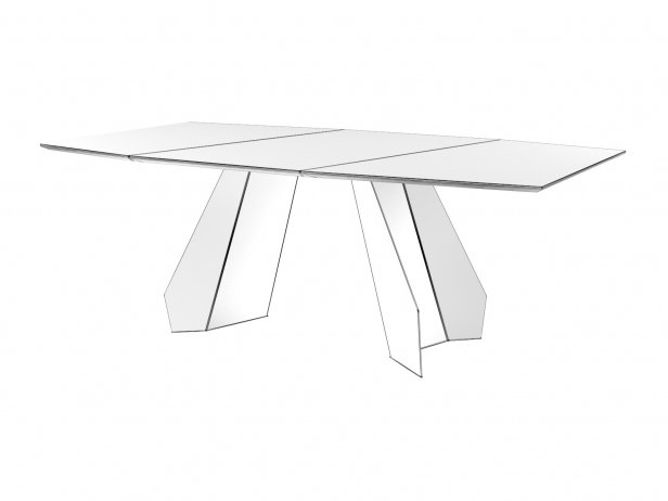 Origami 160 & 200 Dining Table 5