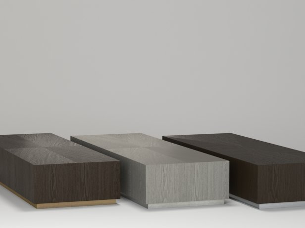 Machinto Rectangular Coffee Table 5