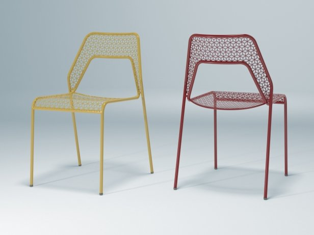 Hot Mesh Chair 3