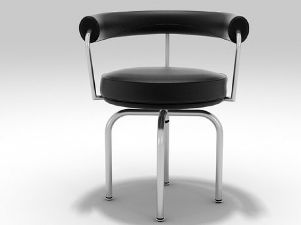 Le Corbusier LC7 4