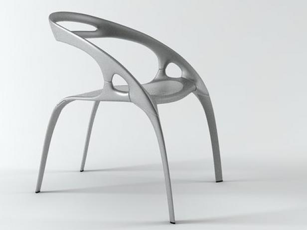 go chair 3d model danerka