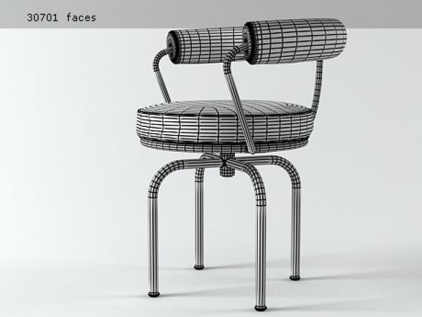 Le Corbusier LC7 2