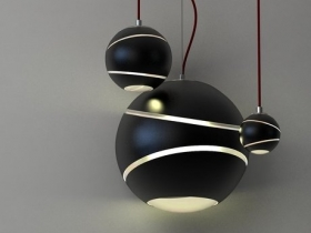 Bond pendant lamps