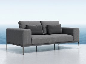Outdoor 2-Seater Sofa