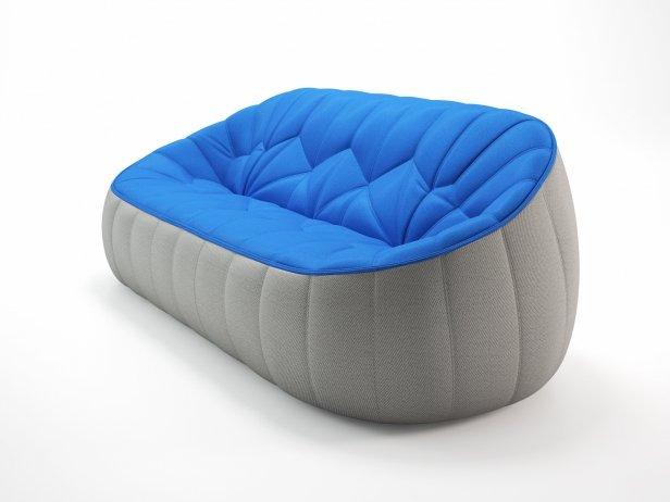 Ottoman 3-Seater Sofa 5