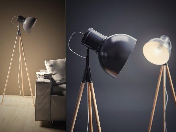 Industry Floor Lamp 1