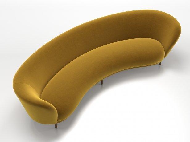 Dandy 4-Seater Sofa 3