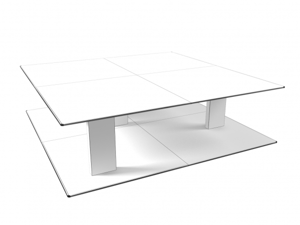 Alleluia Coffee Table 7