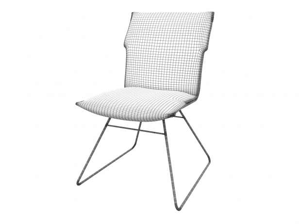 DS-515 Chair without Armrests 5