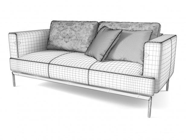 Easy 3-Seater Sofa 8
