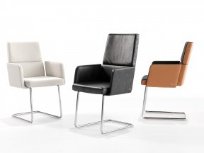 DS-414 Cantilever Armchairs