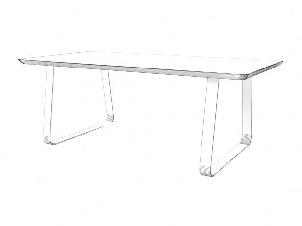 Vilna Dining Table 200, 220 6