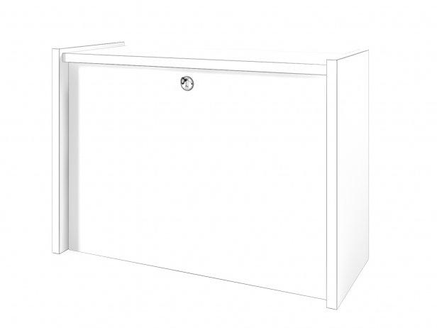 le secr taire mural 3d modell ligne roset. Black Bedroom Furniture Sets. Home Design Ideas