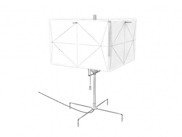 24 Karat Table Lamp 3