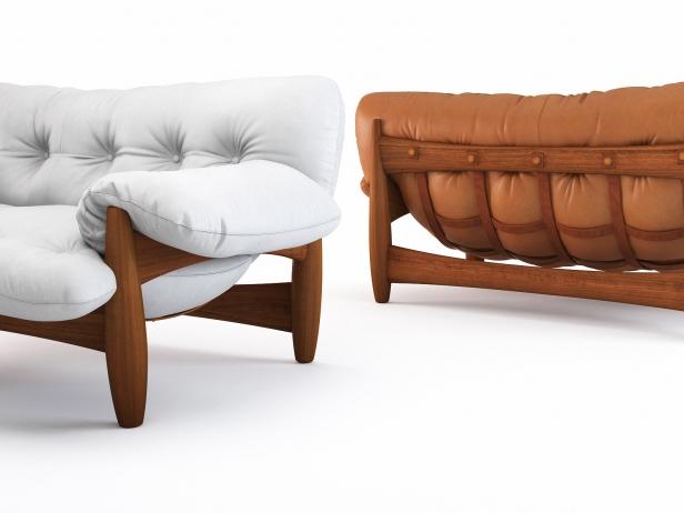 Mole Sofa 2 seat 1