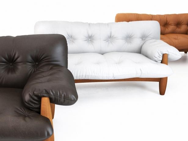 Mole Sofa 2 seat 3
