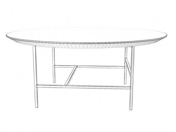 Small Table Trio SQ 9