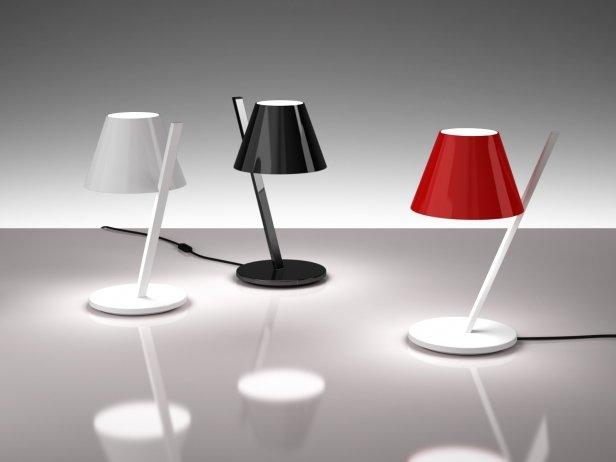 La Petite Table 3d Model Artemide Italy