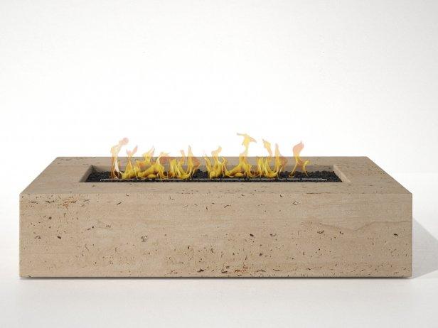 Topanga Natural Gas Fire Table 5